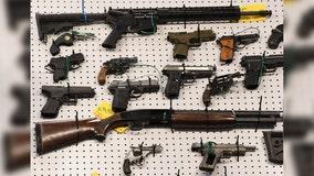 DOJ to target gun trafficking in Biden's push against violent crimes