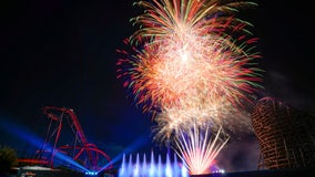 Busch Gardens' new fireworks show will launch every night this summer