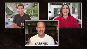 Bay Area stars give exclusive sneak-peek at 'The Conjuring: The Devil Made Me Do It'