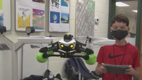 Drobots drone camps let kids take flight this summer