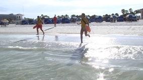 Clearwater lifeguard camp teaches children, teens lifesaving skills