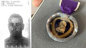 76 years later, Iwo Jima veteran honored with Purple Heart