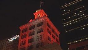 Tampa goes orange to bring awareness to gun violence
