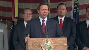 DeSantis signs bills for veterans, military families