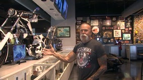 'American Chopper' star opens motorcycle-themed restaurant, museum in Clearwater