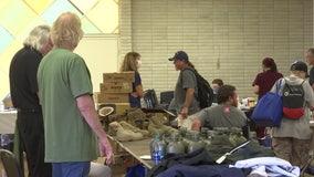 Agencies pool resources to help homeless veterans