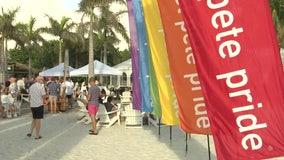 St. Pete Pride kick-off event, days after DeSantis signs trans bill