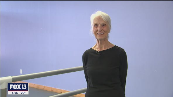 What it's like to be a ballerina at age 76