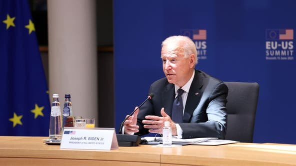 US-EU summit: Biden eases trade friction ahead of Putin meeting