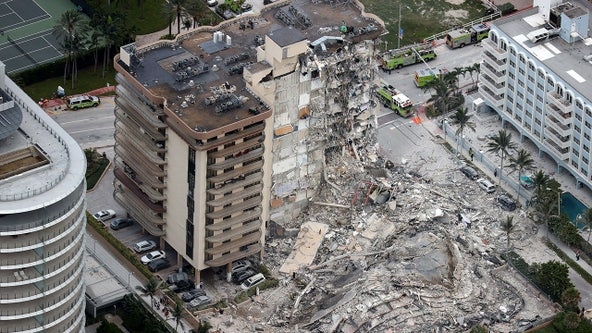 At least 1 dead after South Florida condo collapse; search and rescue underway
