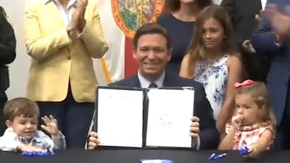 Governor signs Florida bill allowing EMT's to treat injured K-9's
