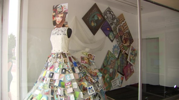City leaders hope fashionable art exhibit attracts businesses to downtown Clearwater