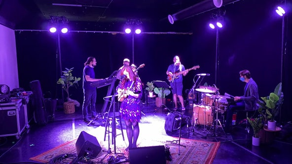 St. Pete performing arts studio gives up-and-coming artists a place to collaborate, create and evolve