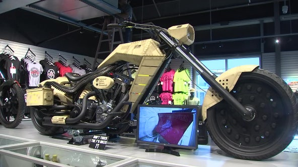Reality star opens motorcycle-themed restaurant, museum in Clearwater