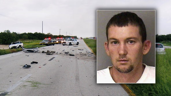 FHP: Florida man who killed couple in DUI crash arrested in Mexico after 14 years on the run