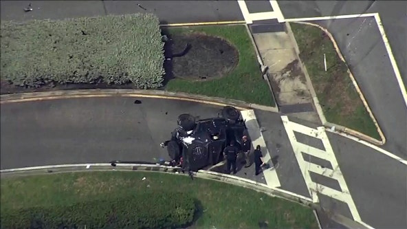 2 dead, 1 injured in crash on Boy Scout Boulevard in Tampa