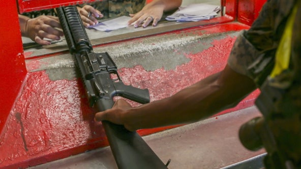 US military guns keep vanishing, some used in street crimes, investigation finds
