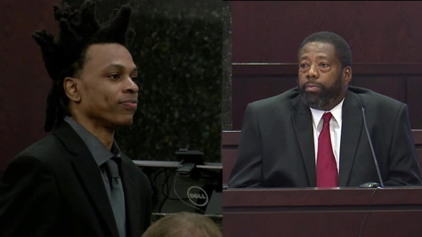 'They're trying to kill me': Oneal's father recounts phone call from his son on night of murders