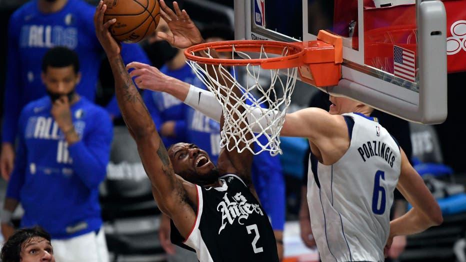 Dallas Mavericks v Los Angeles Clippers - Game Seven