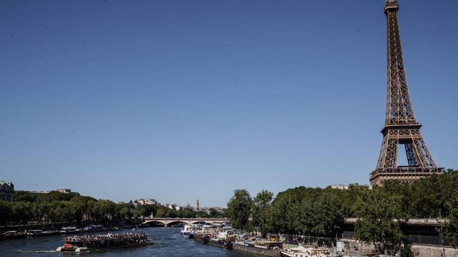 FRANCE-WEATHER-TOURISM