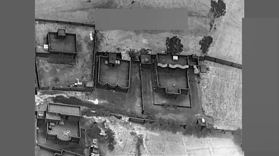 airstrikes irAQ