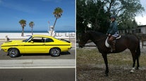 Great Rides: 1971 Mercury Comet GT and Lady Minerva