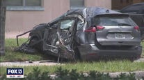 Caregiver charged after two kids die in crash