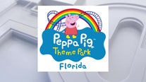 Peppa Pig theme park planned for Polk County