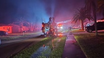 74-year-old man found dead in North Port house fire, officials say
