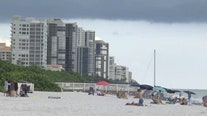 Aunt, niece struck by lightning while swimming at Florida beach