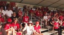 Bucs are back: Super Bowl Champs hold first training camp open to fans in more than a year
