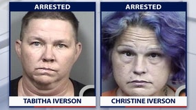 2 arrested after 84 animals, 1 child found living in 'deplorable' conditions in Citrus County