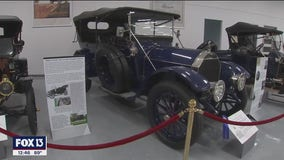Collection on Palmetto displays progression of automobiles in history