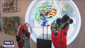 Women of Summer showcases art in a variety of different mediums