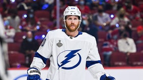 Blake Coleman heads to Calgary as Lightning breakup continues