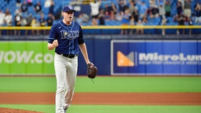 5 Rays pitchers no-hit Indians for doubleheader sweep