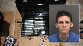 Plea deal focused on mental health of woman accused of having bomb-making materials
