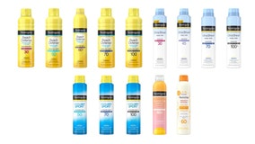 Johnson & Johnson recalling sunscreens due to traces of benzene