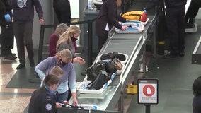 Tampa International Airport reminding travelers that masks are still mandatory
