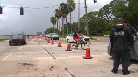 Bayshore Boulevard reopens after brief closure due to possibility of high tide, high winds