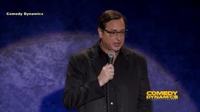 Former 'Full House' star Bob Saget to perform standup comedy show in Clearwater