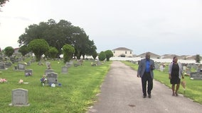 Haines City launches graveyard GPS helps find loved one's final resting place