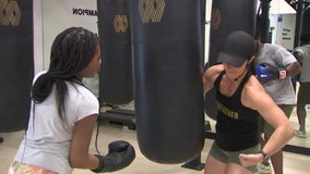Floyd Mayweather's fitness studio translates the boxer's routines into workouts for everyone