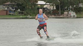 'Out there I am free': Blind wakeboarder to compete in national championships in Winter Haven