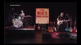 The Ries Brothers performing at their favorite St. Pete venue