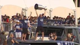 Lightning boat parade: What to expect during second victory bash in less than a year