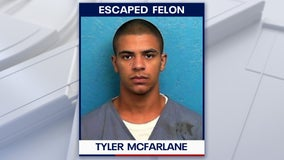 Inmate captured after escaping Department of Corrections work camp in Tarpon Springs