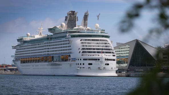 Royal Caribbean's full fleet will set sail by 2022, cruise line says