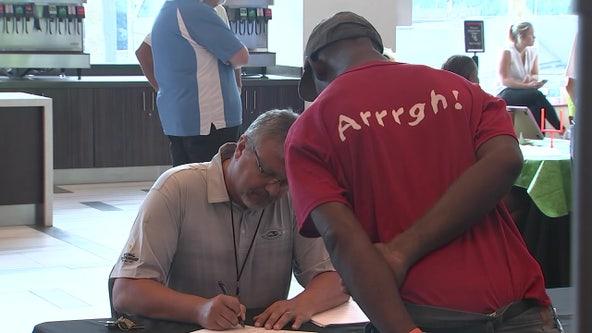 Raymond James Stadium hosts job fair as concerts, Bucs return to Bay Area