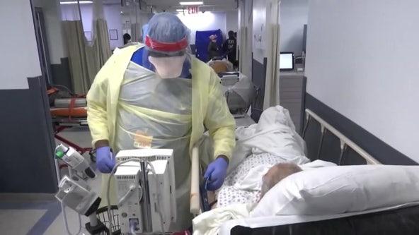 Understaffed hospitals in need of nurses amid COVID-19 surge